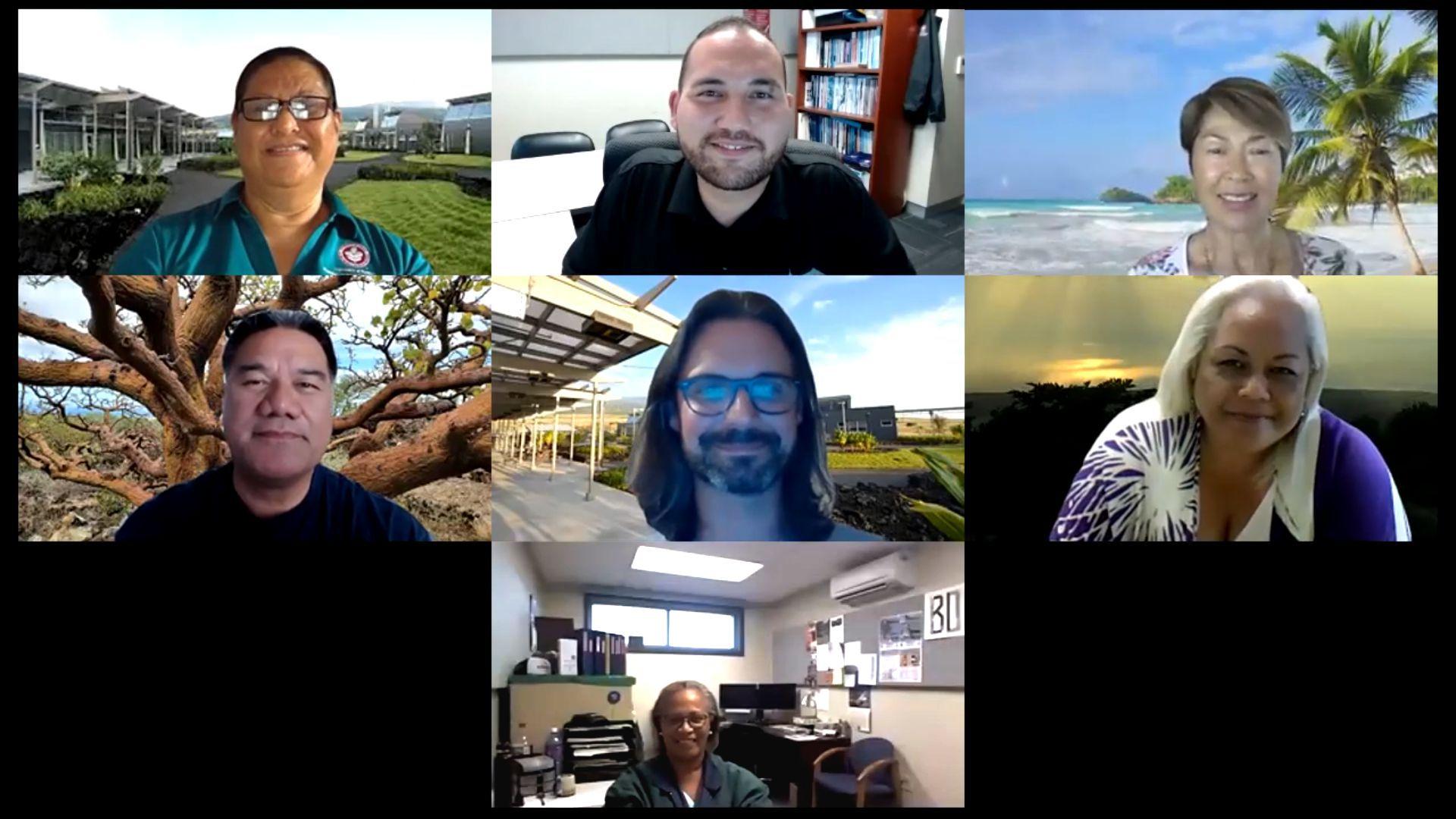 OSS Office Staff in ZZoom
