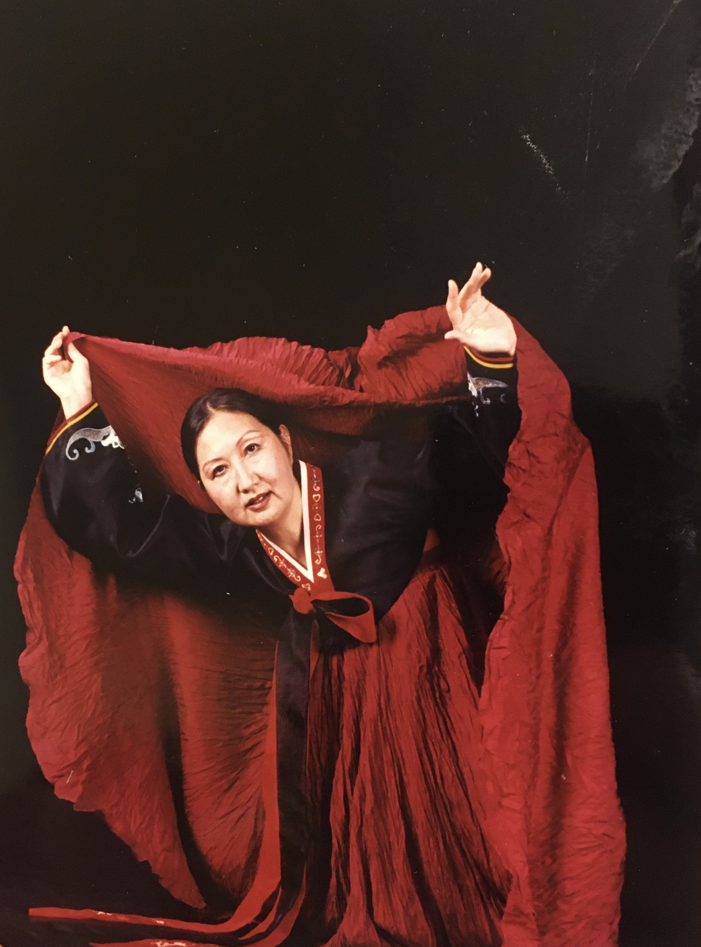 "Trina Nahm-Mijo won four Hawai'i State choreographic dance awards, one of them was for ""Immortal Sisters,"" pictured here, in 1999."