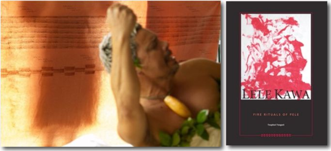 tangaro and book cover