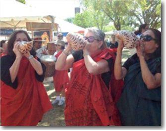 smithsonian folklife festival opening ceremony