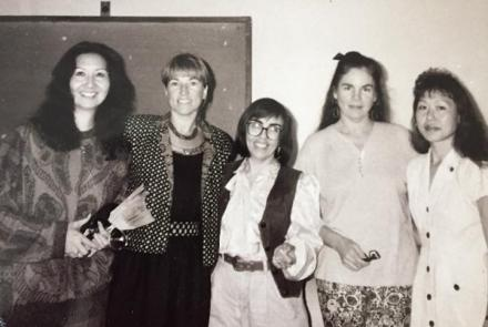 Opening of the Women's Center